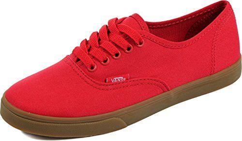 23c07dad7e9615 Vans Authentic Lo Pro (Gumsole) Barbados Cherry