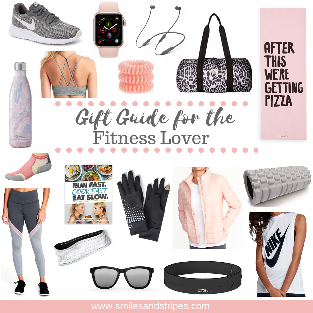 Smiles And Stripes Fitness Gifts Gym Bag Essentials Gifts For Teens