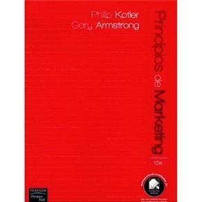 Livro Principios De Marketing Philip Kotler E Gary Armstrong