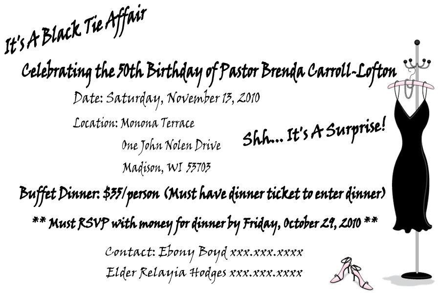 50th birthday invitations - Google Search | Party ideas | Pinterest ...