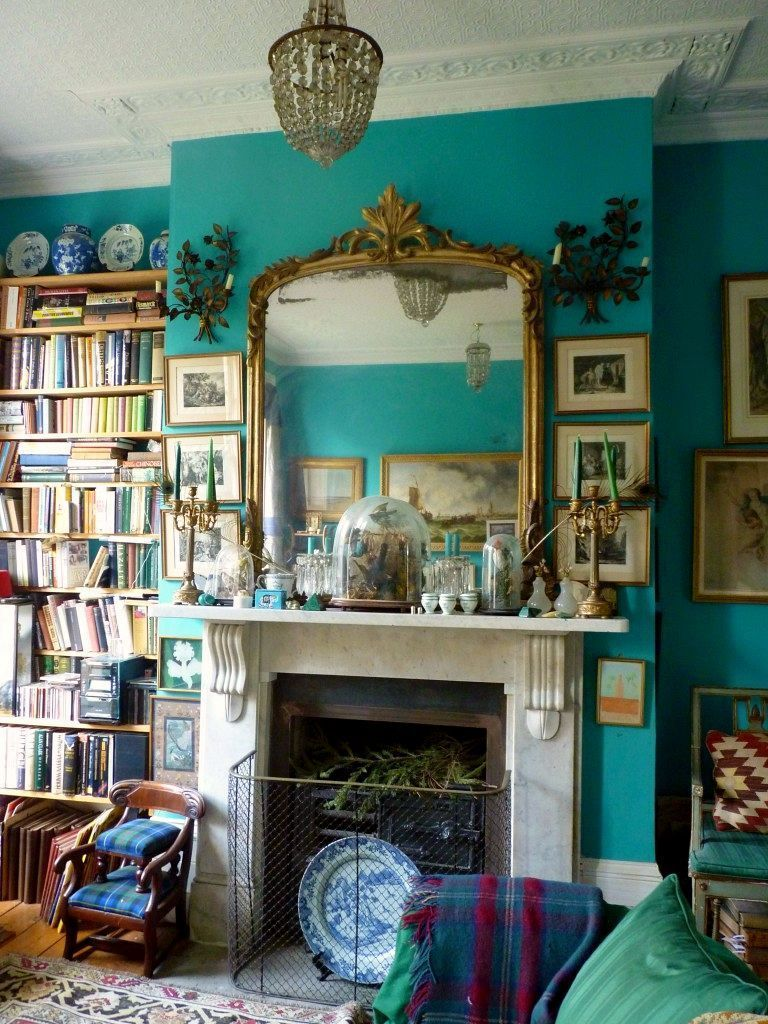 20 Great Fireplace Mantel Decorating Ideas Fireplace mantel and