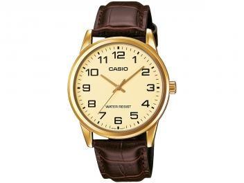 9807bb3f2 Relógio Masculino Casio Analógico - Resistente à Água Collection  MTPV001GL9BUDF
