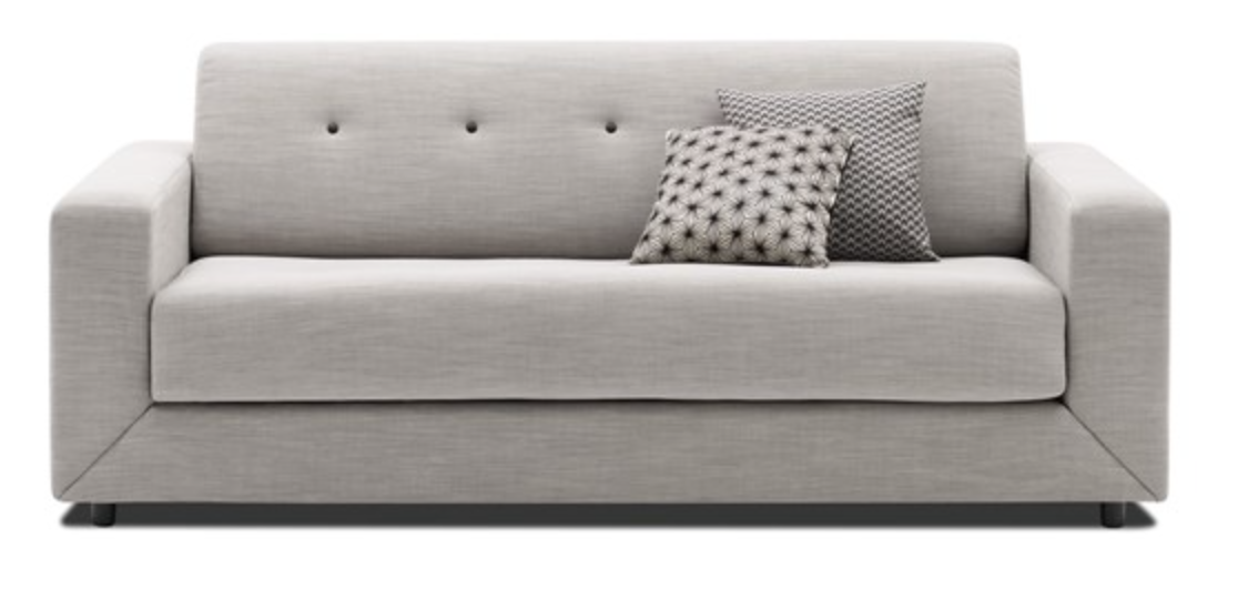 Solsta Sofa Bed Ransta Dark Gray 169 00 Bizzarto Bo Concept Canapé-lit Stockholm, Le Produit Est Disponible ...