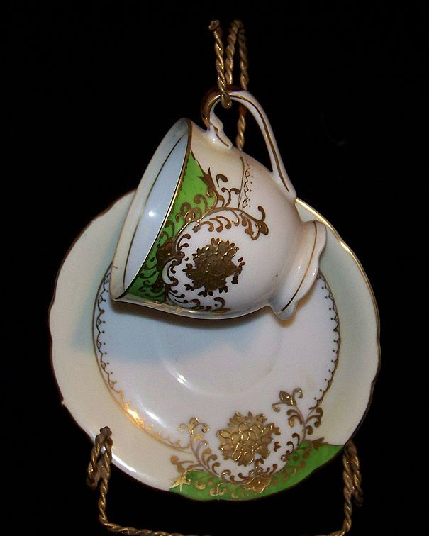 Occupied Japan cup and saucer