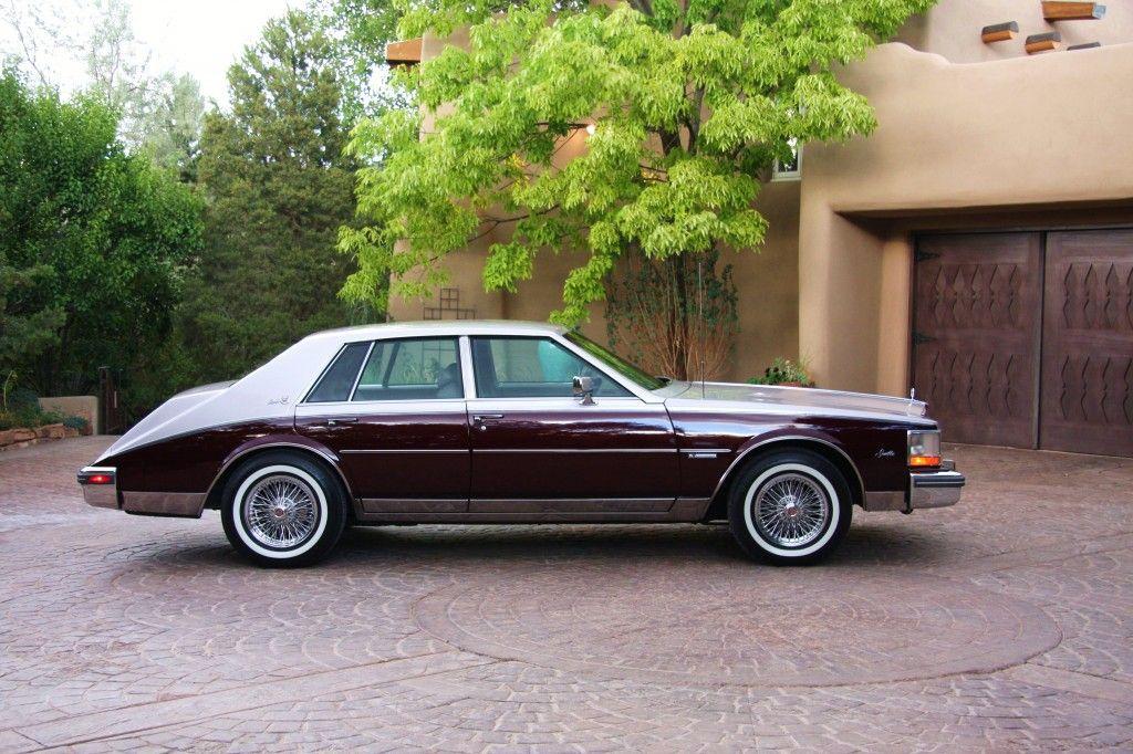 1985 Cadillac Seville Elegante Vroom Vroom Pinterest Cadillac