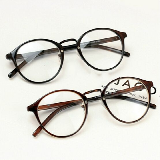 popular glasses frames  Trendy Women Leopard Print Glasses Unisex Ultra-light Eyeglasses ...