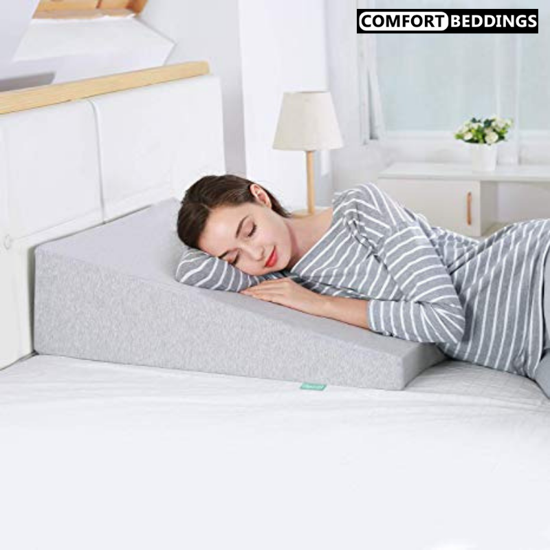 Wedge Pillow Cover Wedge Pillow Bed Wedge Bed Wedge Pillow