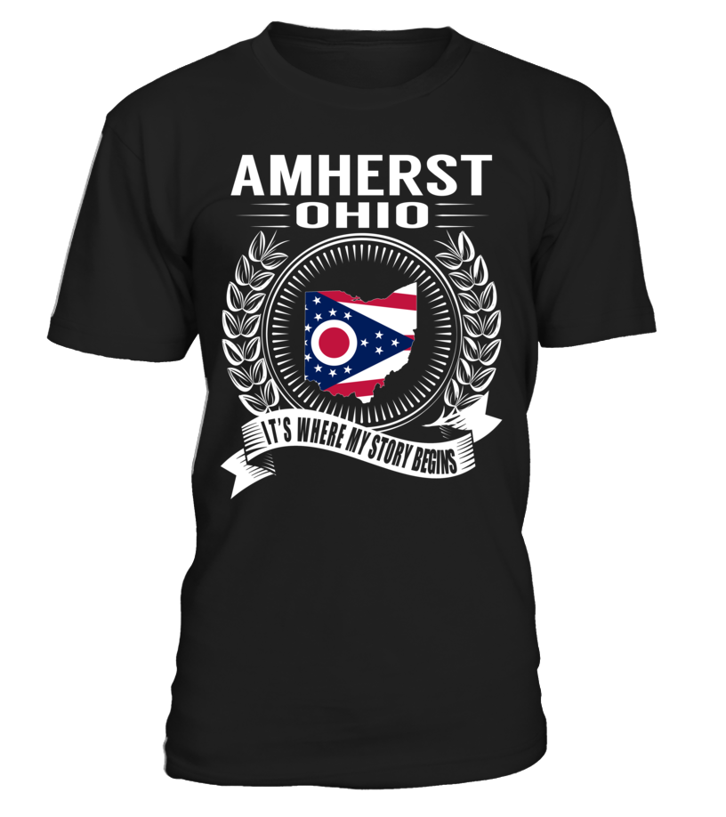 Amherst, Ohio - It's Where My Story Begins #Amherst