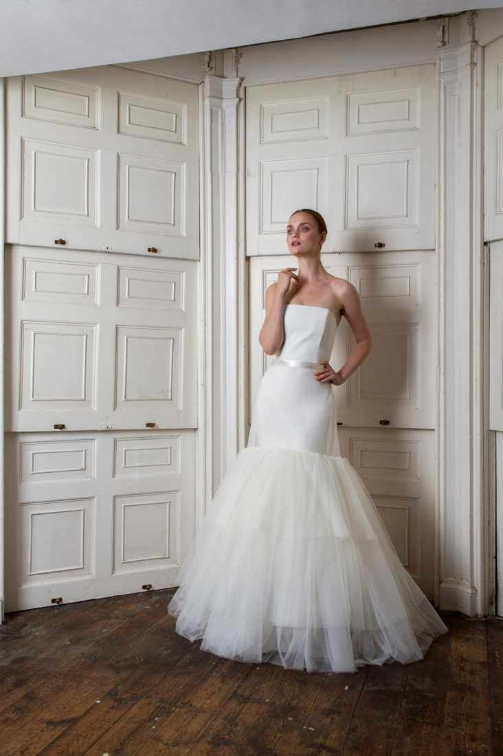Couture wedding dresses london  Halfpenny London The Air That We Breath  Bridal Collection