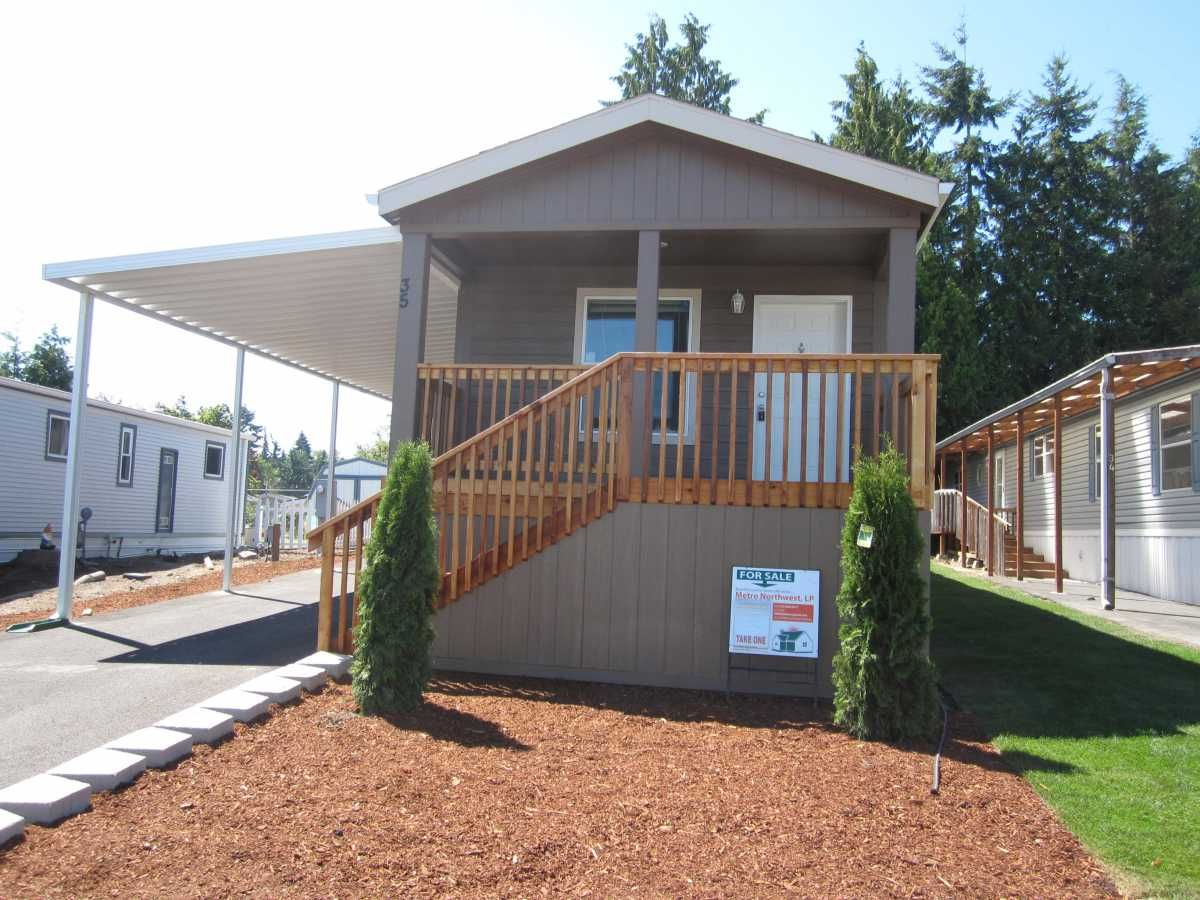 Karsten Mobile Home For Sale In Federal Way Wa Mobile Home Exteriors Mobile Homes For Sale Remodeling Mobile Homes
