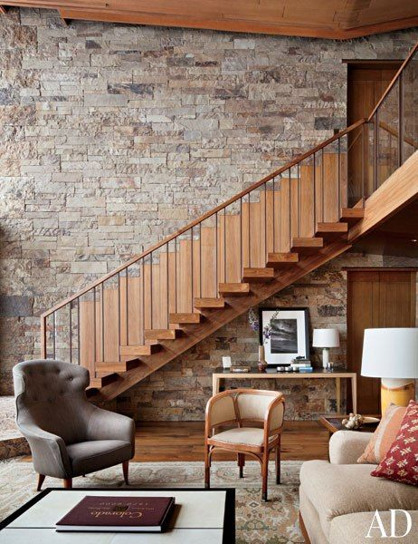 Extraordinary Staircases from AD Features Staircases Aspen
