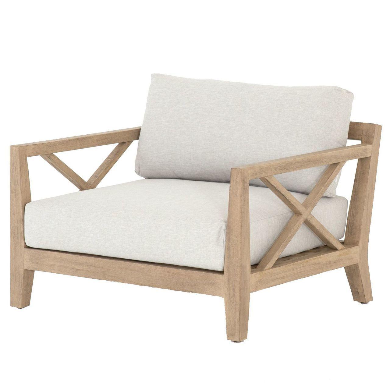 Huntington Natural Teak Outdoor Club Chair Teak Outdoor Furniture Outdoor Chairs Outdoor Furniture