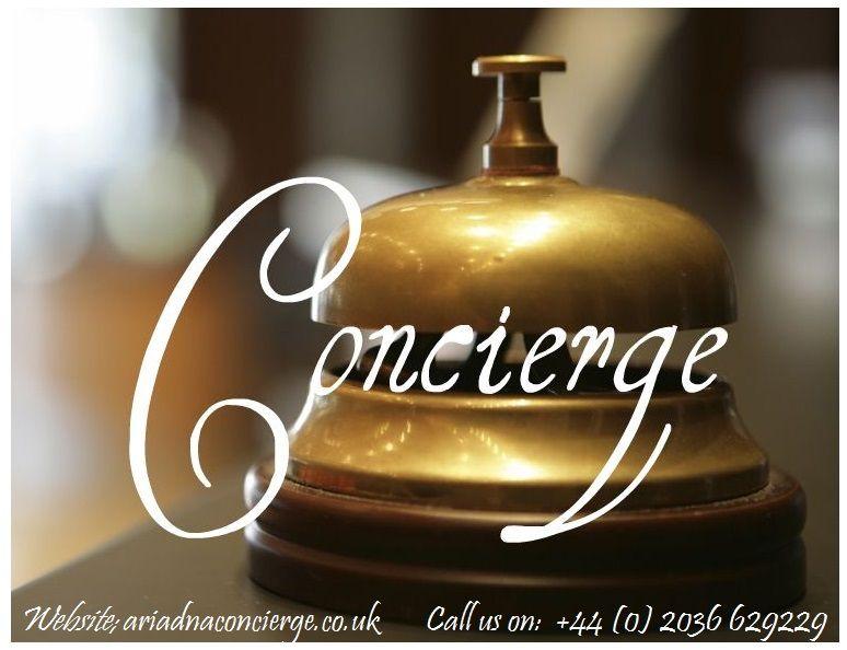 Concierge Service Belgravia & Knightsbridge http
