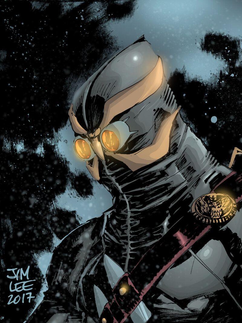 Artstation Jim Lee Talon Will Lavasseur Batman Comic Art Batman Poster Jim Lee Art