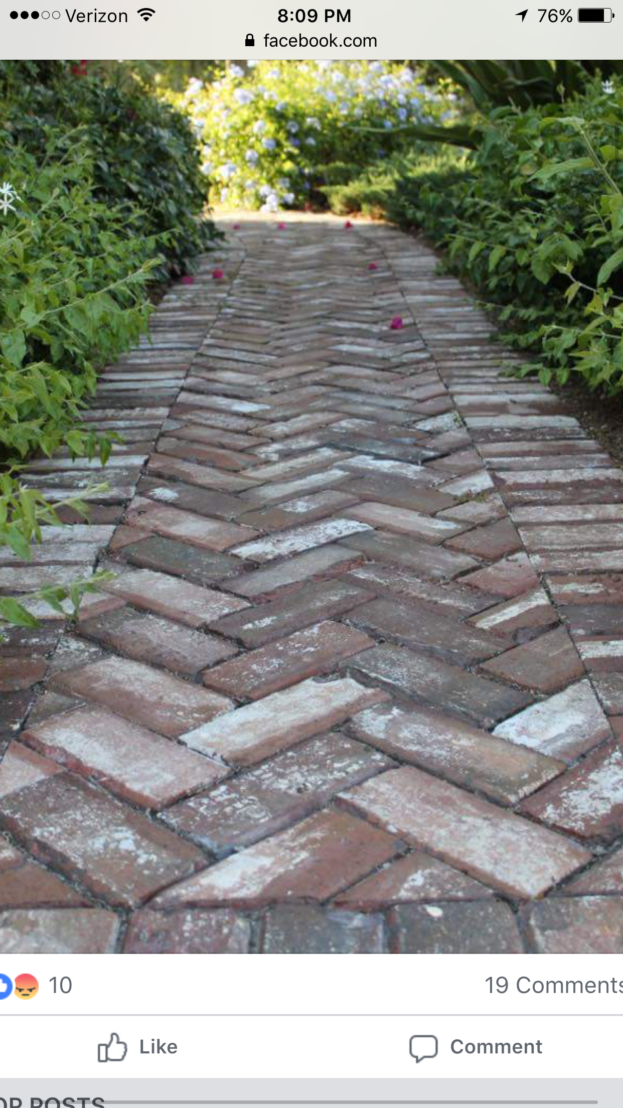 Pin By Jackie Culpepper On In The Garden Patio Pavers Design