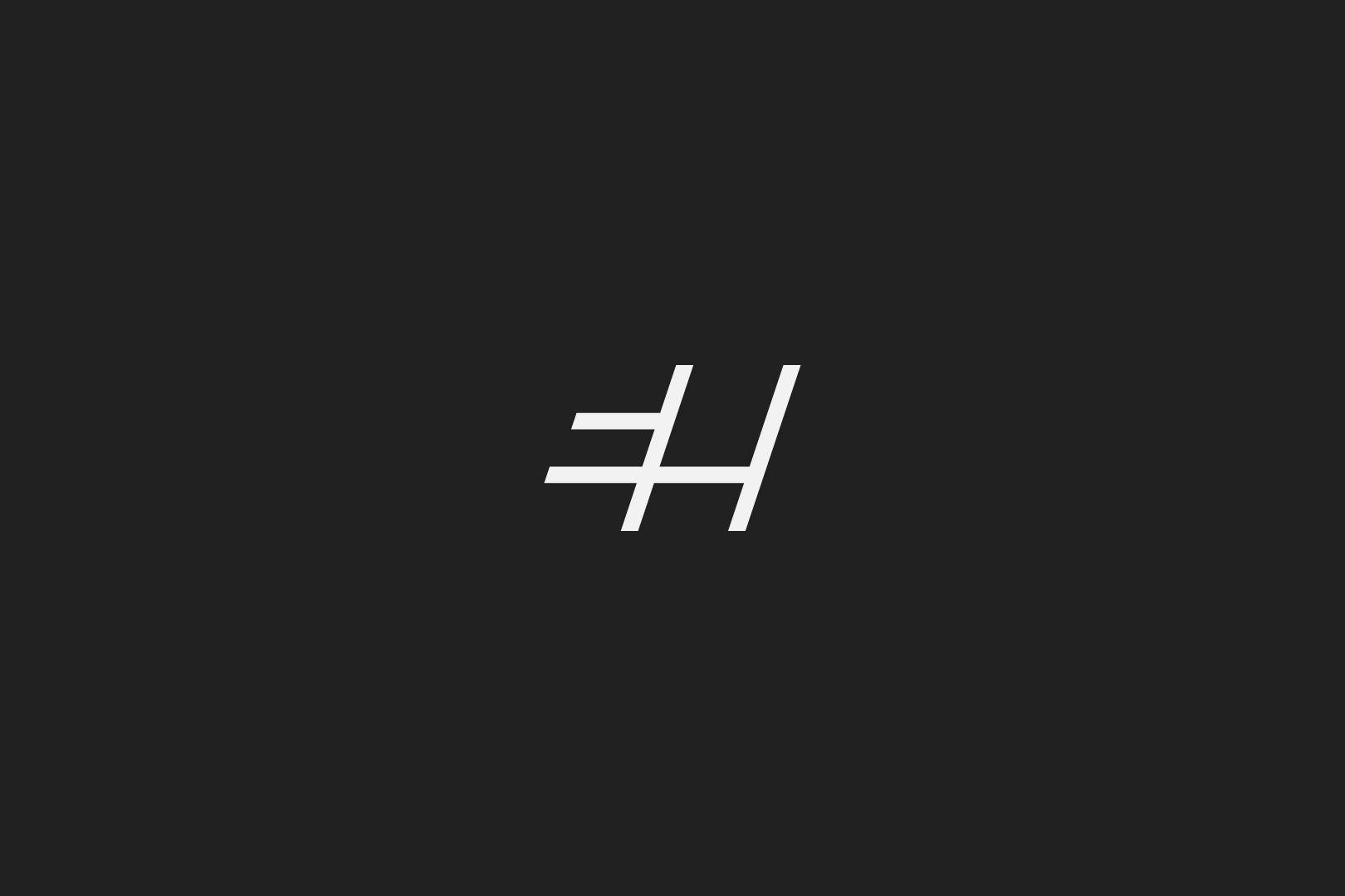 Eh Monogram Logo In 2020 Monogram Logo Typography Alphabet Real Estate Logo Design