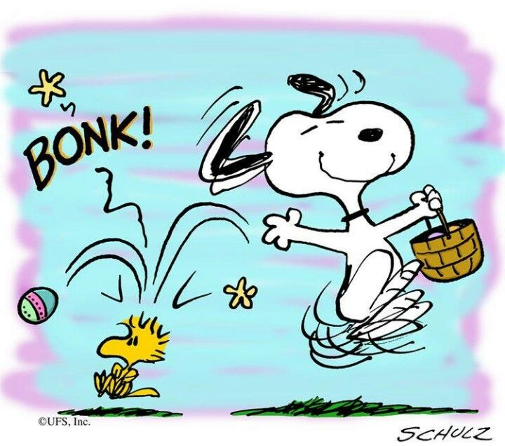 Snoopy Happy Easter It S The Easter Beagle Snoopy Easter