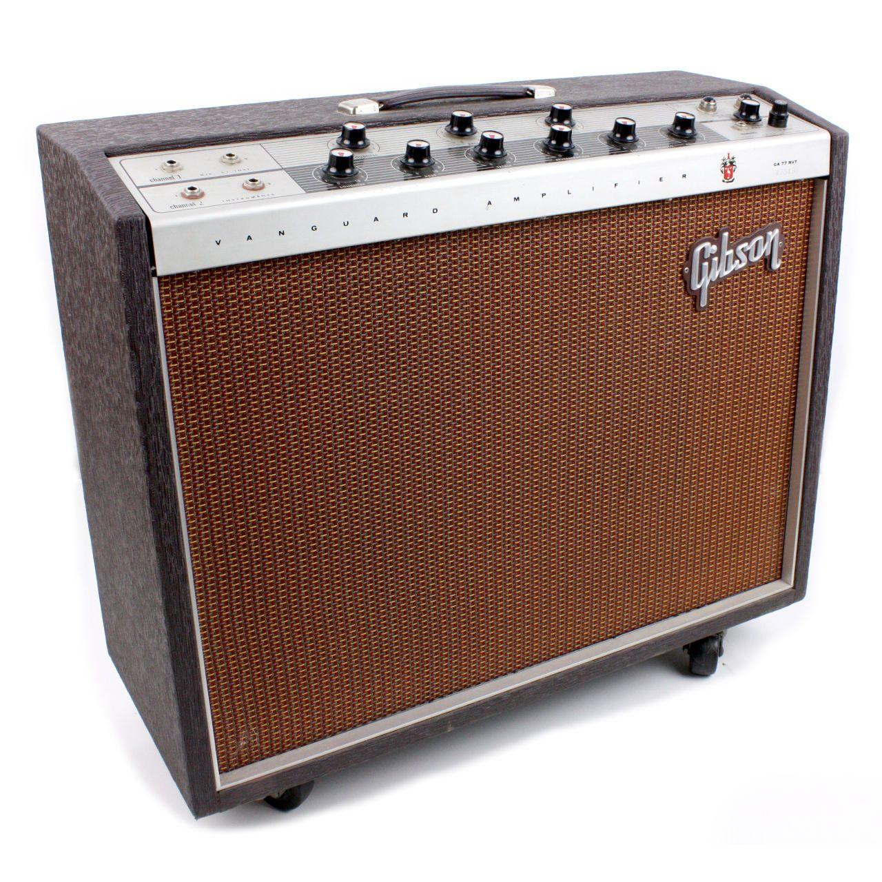 1965 gibson ga 77 rvt vanguard amp vintage guitar amps sonics vintage guitars gibson. Black Bedroom Furniture Sets. Home Design Ideas