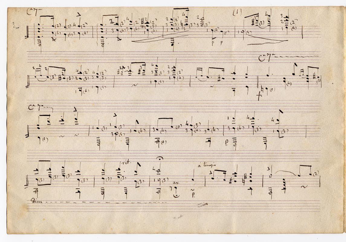 Original Chopin manuscript | Art in 2019 | Classical music
