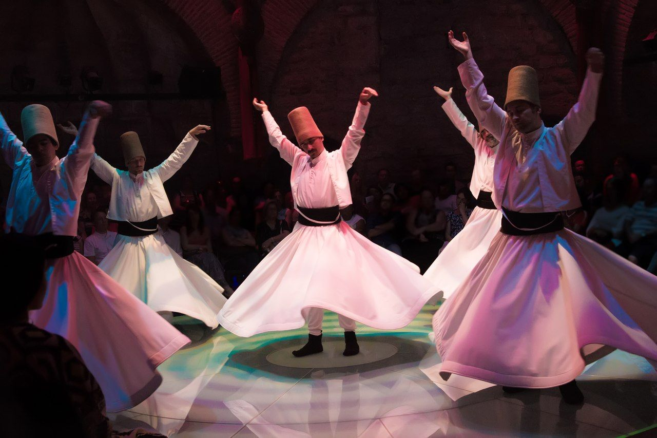 HodjaPasha Dance theater 2014. İstanbul. Alla Leontyeva.