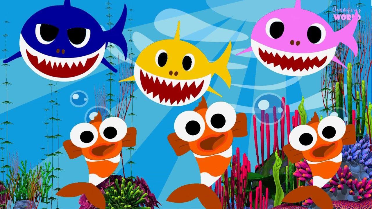 Baby Shark Song | Pinkfong Baby Shark Dance | Baby Shark ...