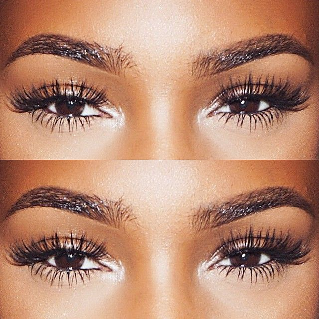 cee0e060034 Lashes- @lotus_lashes #504 (they're so fluffy seriously the BEST lashes