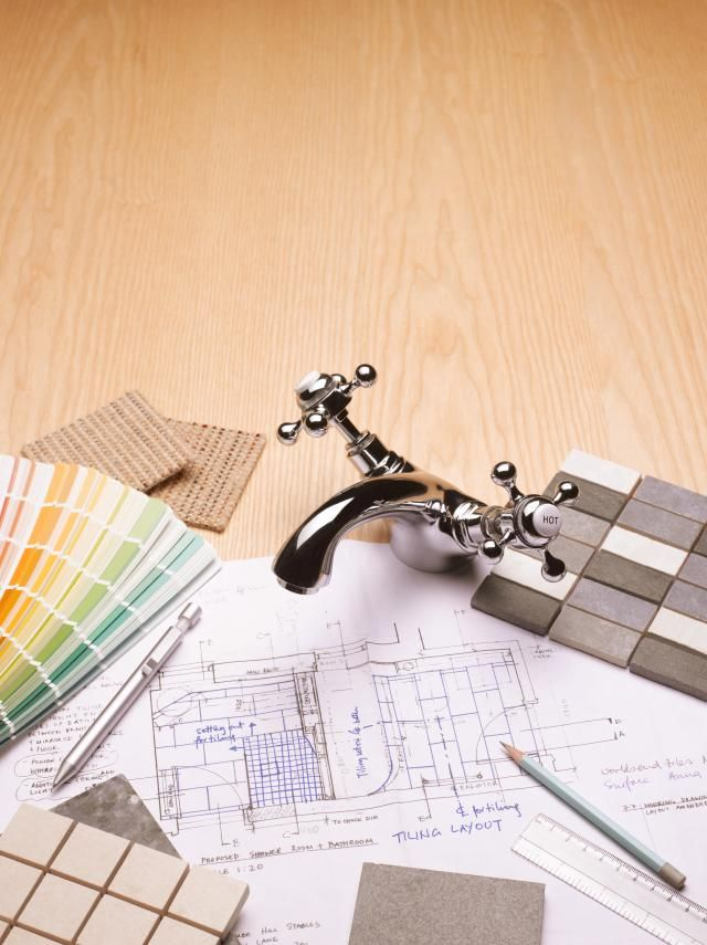 Discover your options for painting tile as an alternative to a full tile replacement.