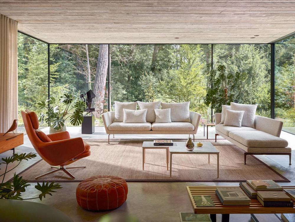 Vitra Grand Relax Vitra Mobel Mobelideen Naturliche Wohnzimmer