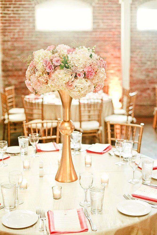 30 Most Luxury Gold Wedding Decorations  Wedding Decorations  Pinterest  Ideen fr die