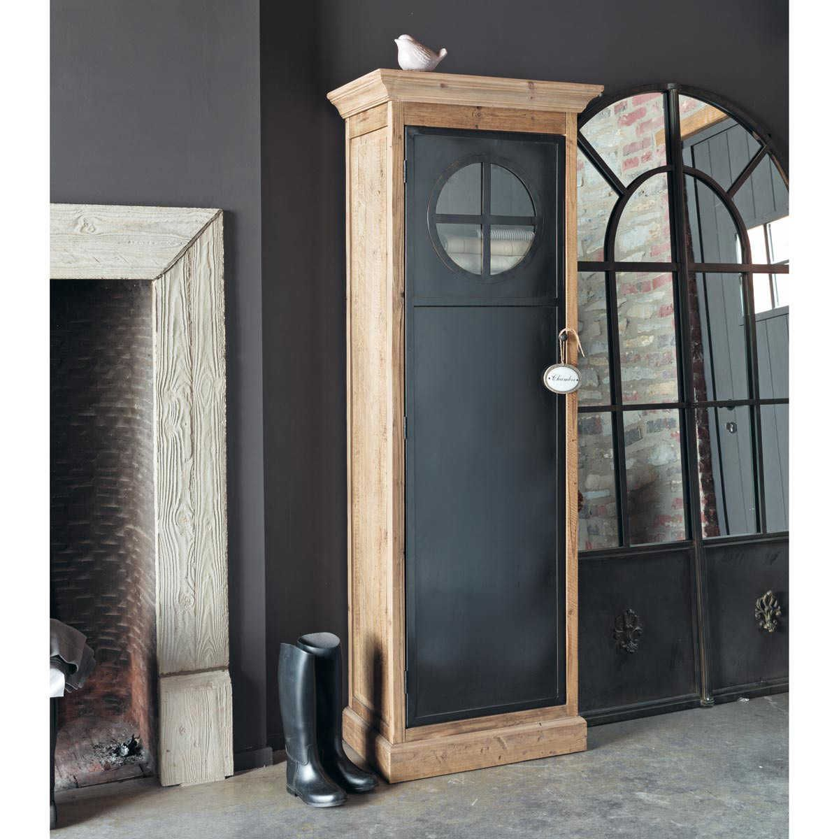 armoires et rangements deco armoire penderie et. Black Bedroom Furniture Sets. Home Design Ideas