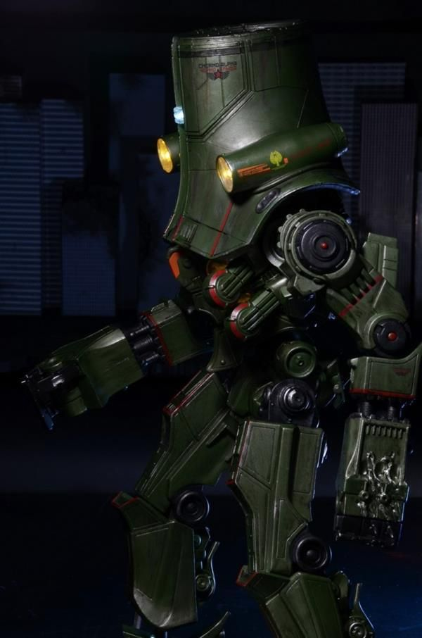 This Pacific Rim Cherno Alpha Action Figure Is A Whopping 18 Tall