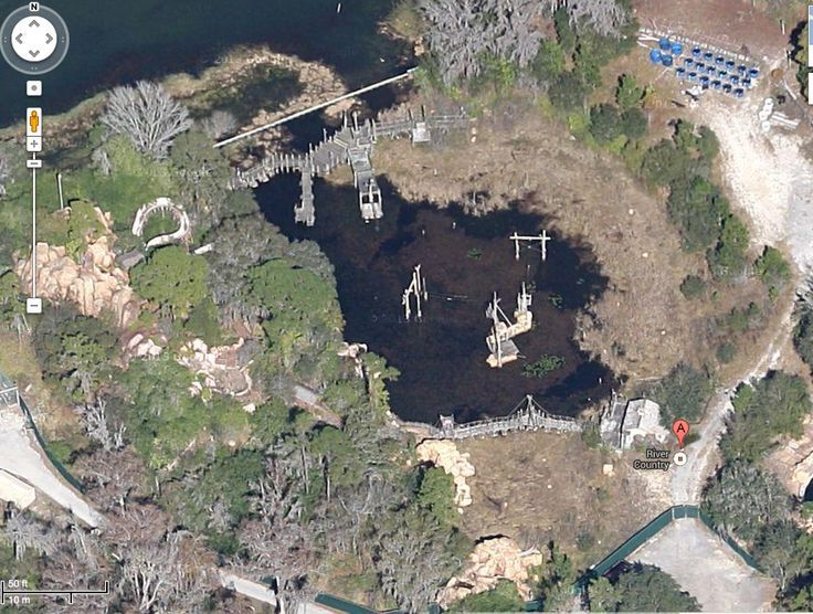Abandoned By Disney Real Footage Google Search Abandoned - Walt disney world river country map
