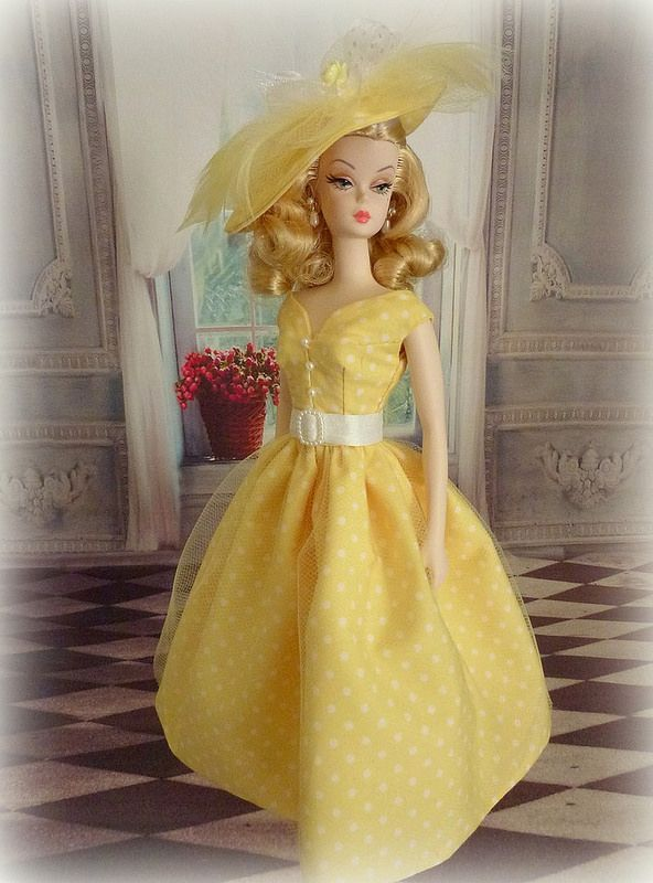 """Joy of the season"" ensemble for Fiorella 2014 BFMC doll."