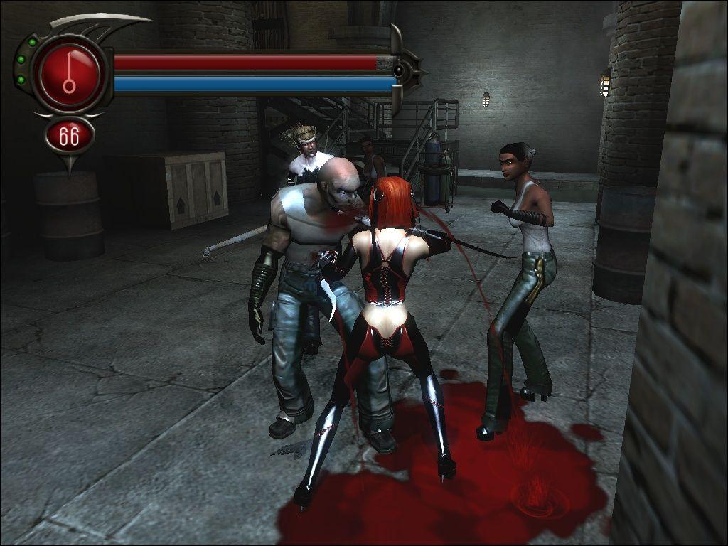 Скачать игру bloodrayne на компьютер через торрент