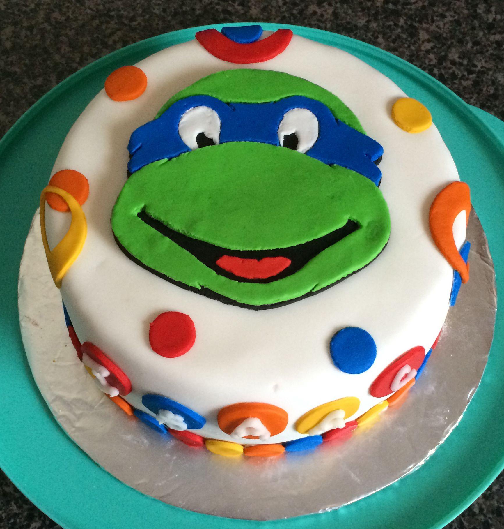 Personal Size Birthday Cake Leonardo My Decorated Cakes