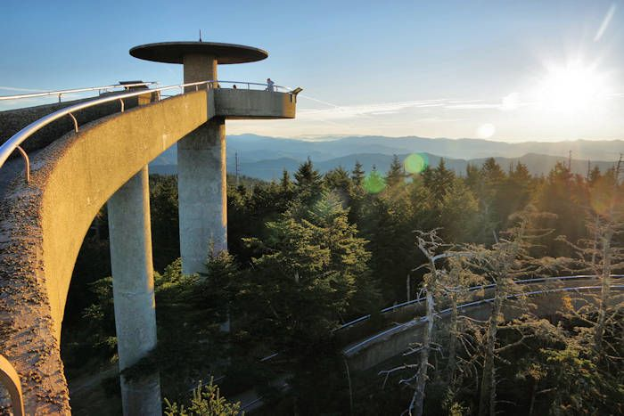 clingmans dome weather - 700×467