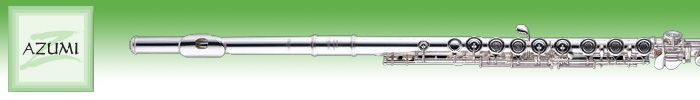 The Flute Center of New York carries Azumi Flutes