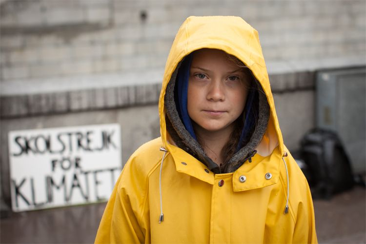 Greta Thunberg Interesting Facts About The Climate Activist Climate Change Save The Planet Activist