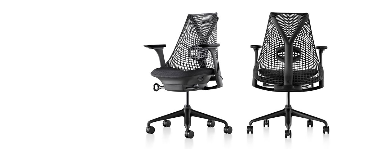 sayl office chair herman miller do not specify pfc coated