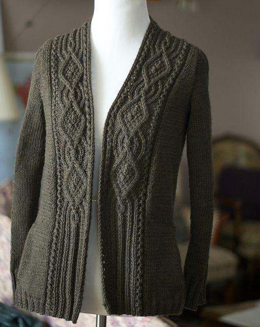 Addington pattern by Quenna Lee | Pinterest | Chaquetas, Tejido y ...