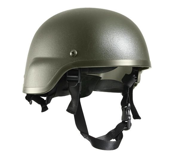 ABS Mich-2000 Replica Olive Drab Tactical Helmet - 1997
