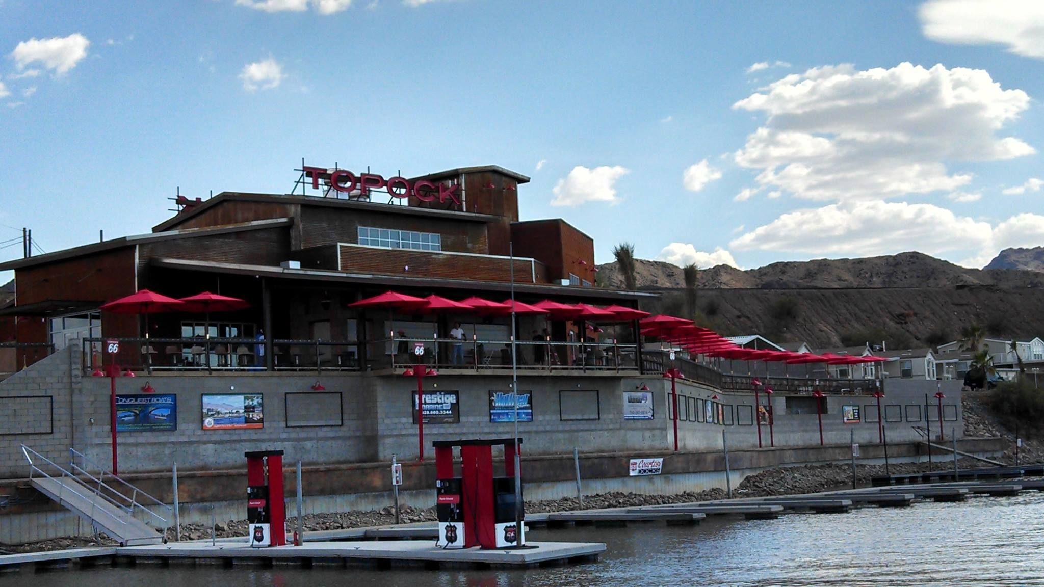 Arizona mohave county topock - Topock Marina Restaurant Bar Hotel
