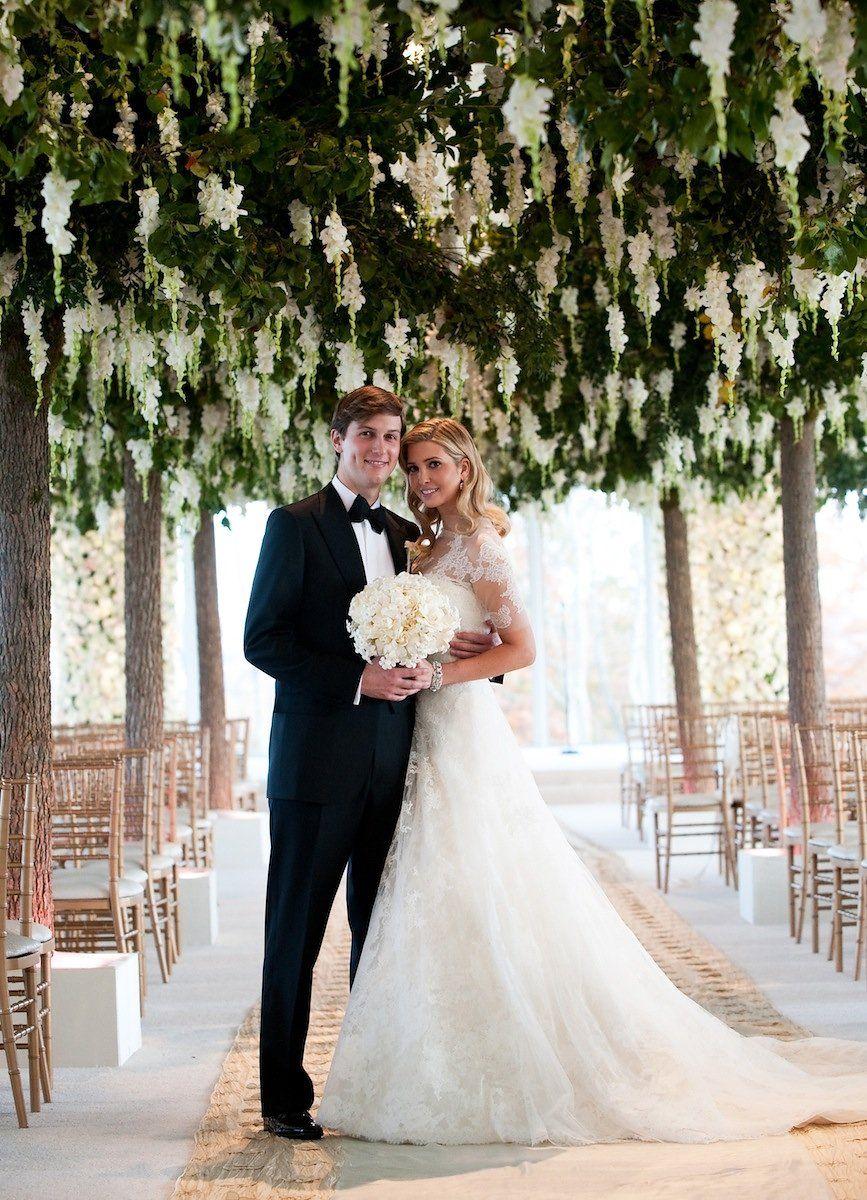 Vera Wang Birthday Weddings Ivanka Trump 180858511619 Trump Wedding Dress Ivanka Trump Wedding Celebrity Bride