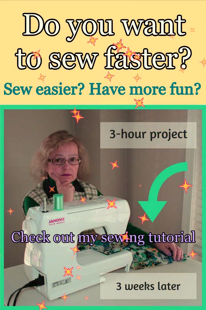 Photo of Sewing 101: how to sew faster