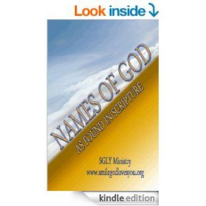 Amazon.com: Names of God eBook: SGLY Ministry: Kindle Store