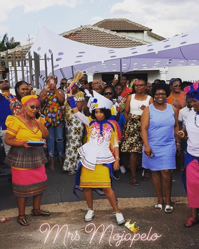 Home Decor Blogs South Africa: Stunning Sepedi Lobola Celebration At Home