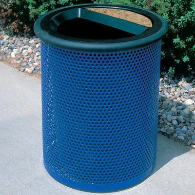 Wausau Tile Waste Container Color: