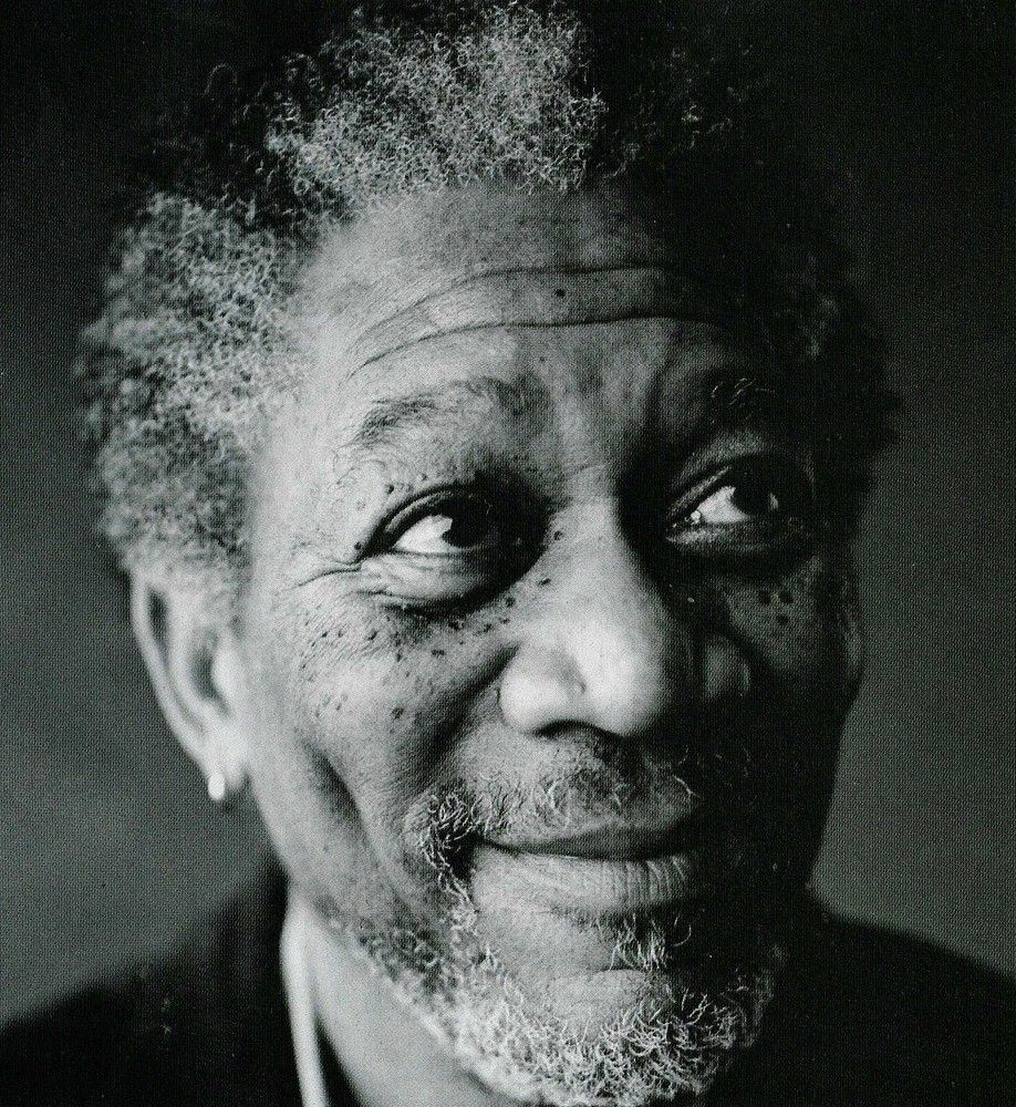 Morgan Freeman- Made it cool to be old again. #hollywoodactor