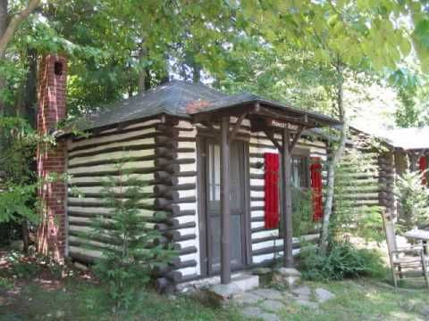 The log cabin motor court is located at 330 weaverville for Miles motors asheville nc