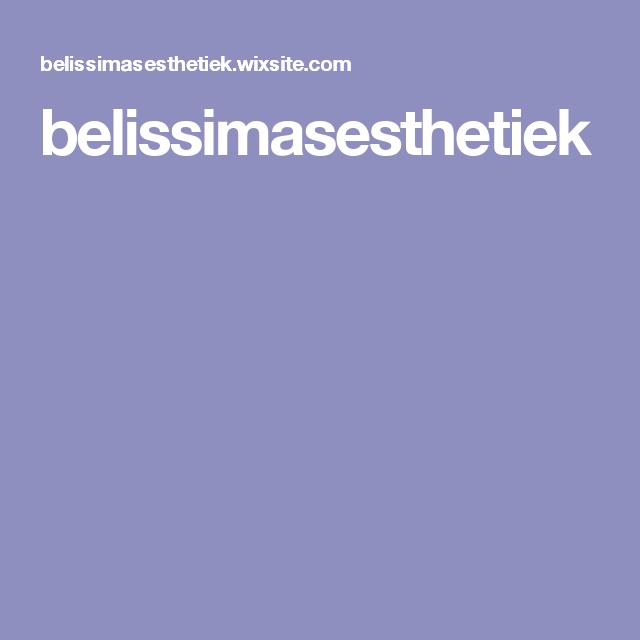 belissimasesthetiek